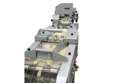 Ligne complète de fabrication de croquettes