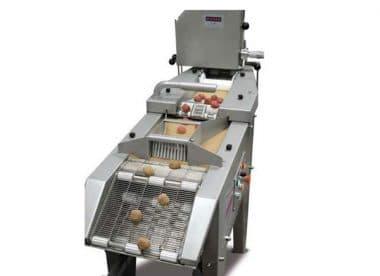 Ligne de fabrication de boulettes de viande